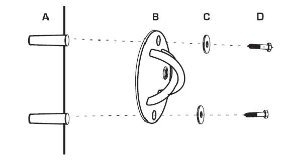 TRX Xmount Using Lag Shields
